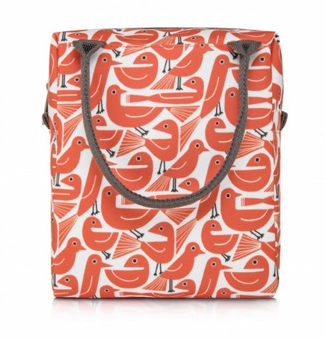 Lunch Bag Graphic Bird