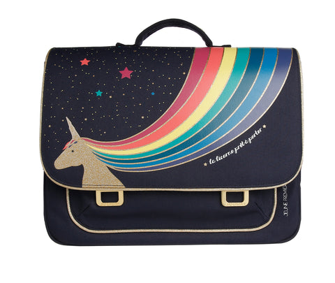 Mochila-  It bag Midi Unicorn Gold