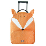 Maleta con rueditas Mr. Fox