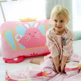 "Funda de Almohada Kid Coneja ""Lola's Carriage"""