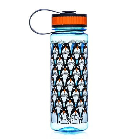 Drinking Bottle Penguin Army