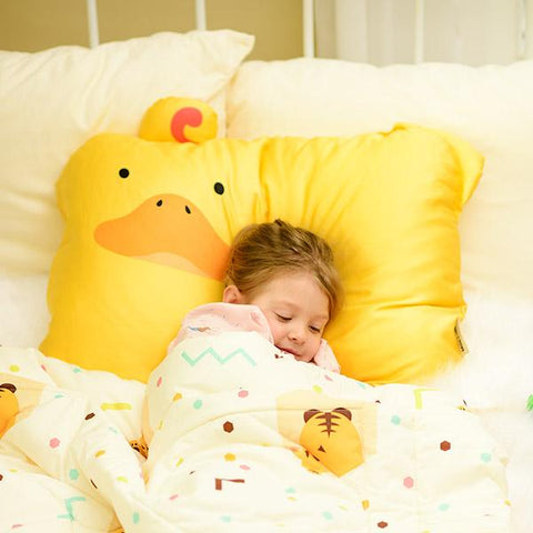 "Funda de Almohada Kid Pato ""Duke"""