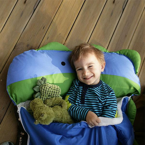 "Sleeping Bag Dinosaurio ""Dylan"""
