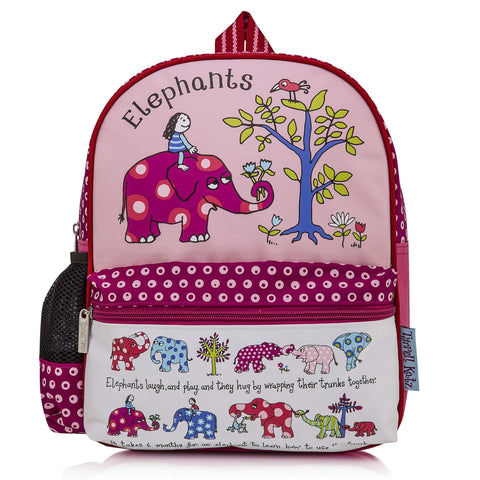 Backpack Elephants