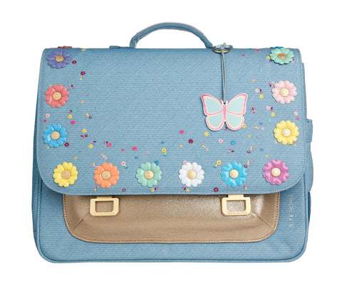 Mochila-  It bag Midi FLOWER POWER
