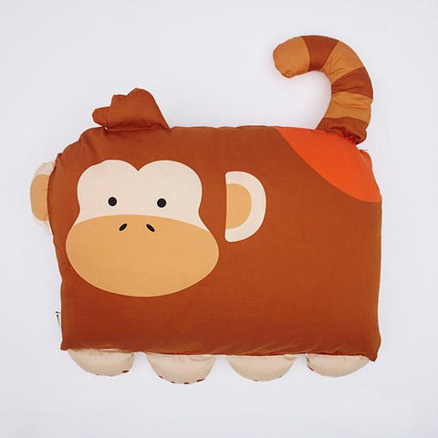 "Funda de Almohada Kid Mono ""Mike"""