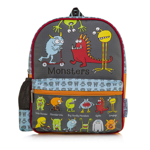 Backpack Monters