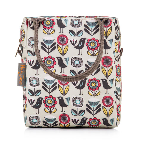 Lunch Bag Fifties Floral