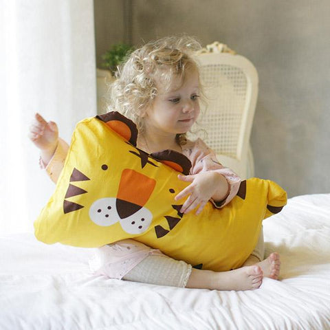 "Funda de Almohada Toddler Tigre ""Tom"""
