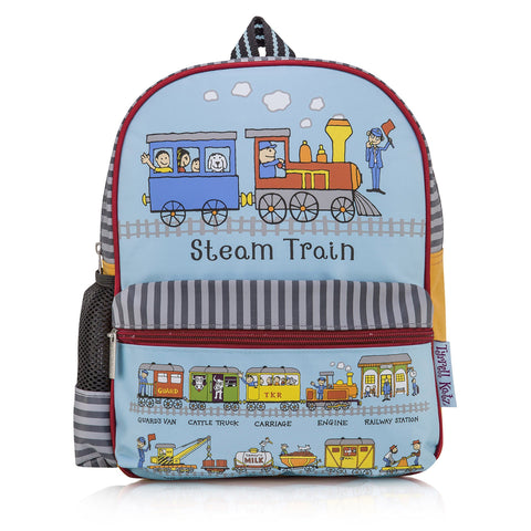 Backpack Trains
