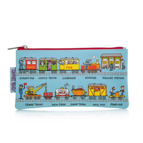 Pencil Case Trains