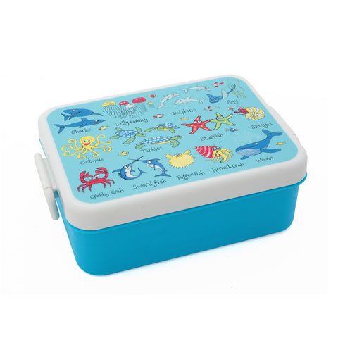 Lunch Box Ocean