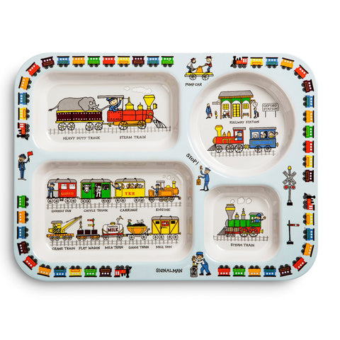 Compartment Tray Trains
