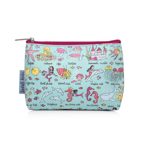 Washbag Under the Sea