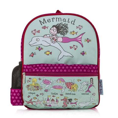 Backpack Under the Sea