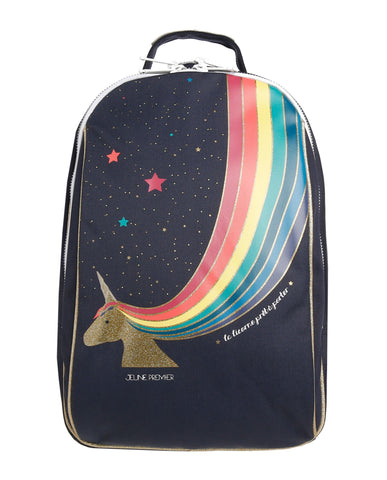 Backpack James Unicorn Gold