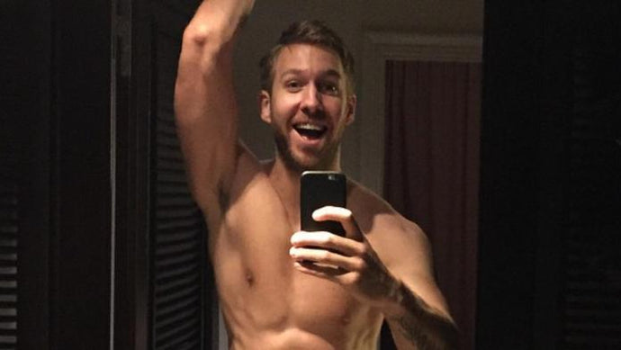 Shocking Nude Picture of Calvin Harris Has Apparently Leaked Online!