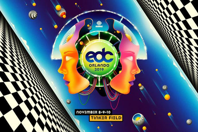 EDC Orlando 2019 | Lineup Announcement