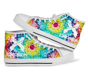Excision High Top Festival Sneaker Shoes