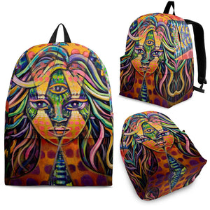1Stop Festy Supply Shop  Third Eye Backpack