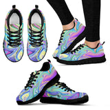 Liquid Swirl Festival Sneaker Shoes -Music Festival Essentials-1StopFestyShop.com