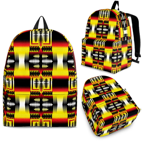 1Stop Festy Supply Shop  Psychedelic Aztec Backpack