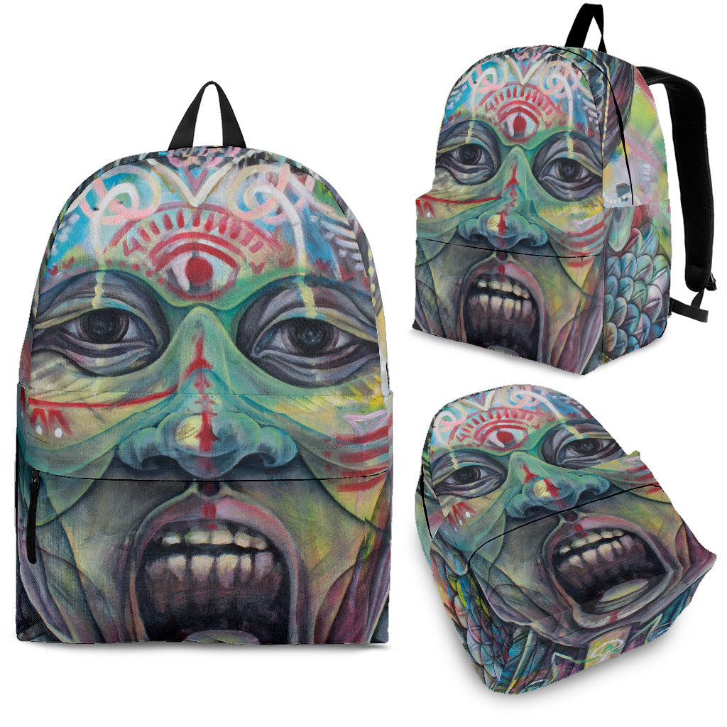 The Shaman Backpack -Music Festival Essentials-1StopFestyShop.com