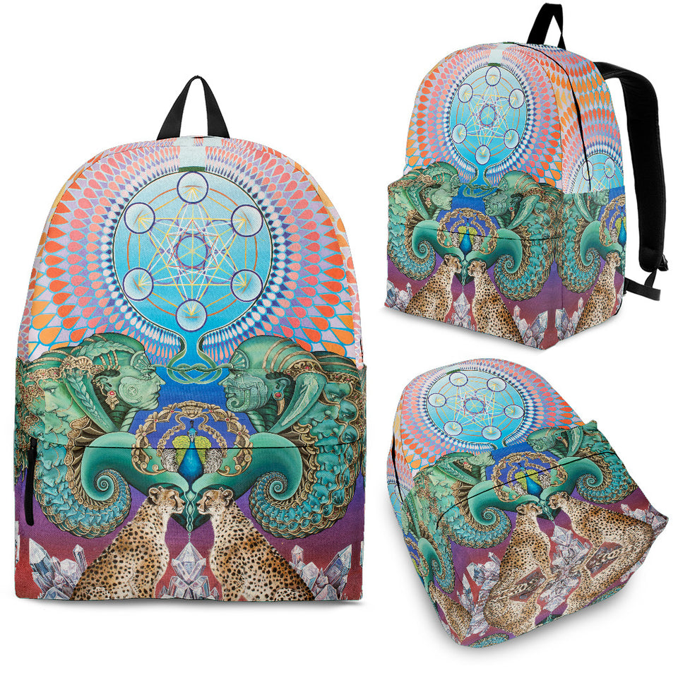 Reflection Reaction Backpack -Music Festival Essentials-1StopFestyShop.com