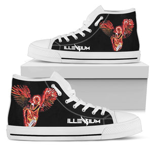 Illenium Ascend High Top Shoes -Music Festival Essentials-1StopFestyShop.com