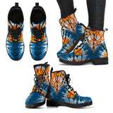 Tie Dye Peace Sign Boots -Music Festival Essentials-1StopFestyShop.com