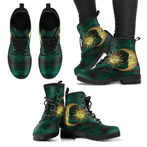 Sun and Moon Boots - 1Stop Festy Supply Shop