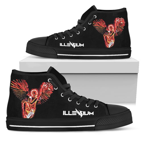 1Stop Festy Supply Shop  Illenium Ascend High Top Shoes