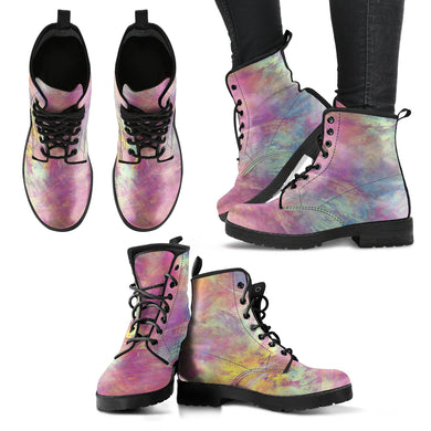 Color Bleed Festival Boots - 1Stop Festy Supply Shop