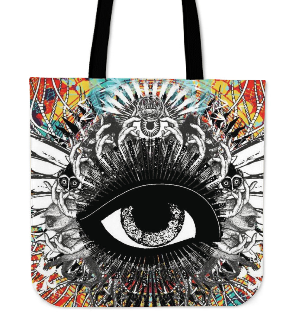 Bassnectar God's Eye Church Bag - 1Stop Festy Supply Shop