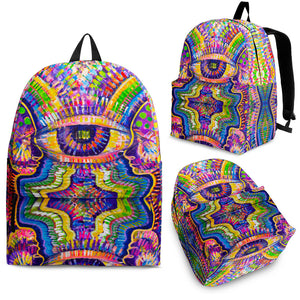 1Stop Festy Supply Shop  Joined Eye Backpack