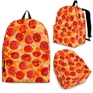Pizza Gang Backpack -Music Festival Essentials-1StopFestyShop.com