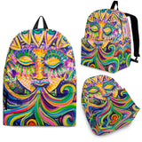 Buddha Eye Backpack -Music Festival Essentials-1StopFestyShop.com