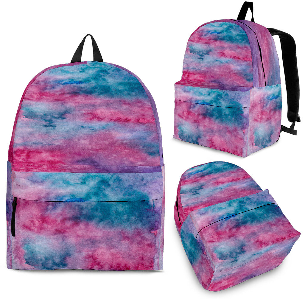 Watercolor Pink Backpack -Music Festival Essentials-1StopFestyShop.com