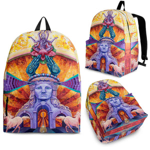 1Stop Festy Supply Shop  Ambidextrous Mind Backpack