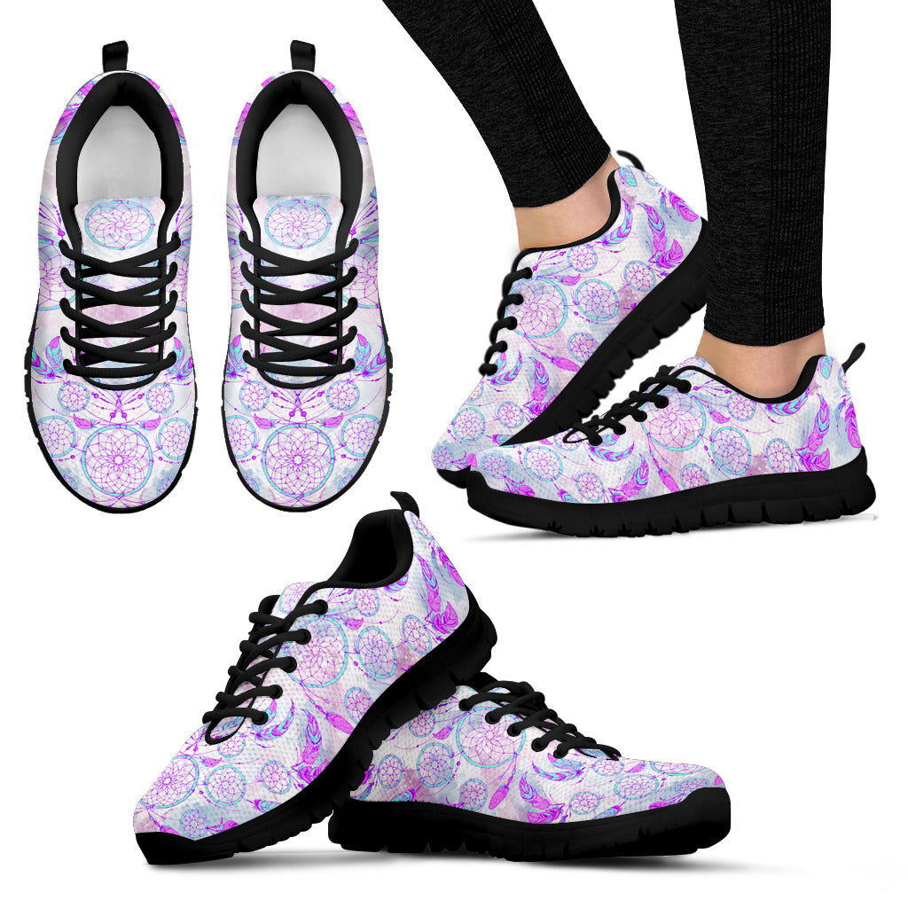 1Stop Festy Supply Shop  Feather Festival Women's Sneaker Shoes