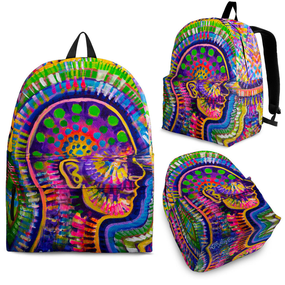 Hypnosis Backpack -Music Festival Essentials-1StopFestyShop.com