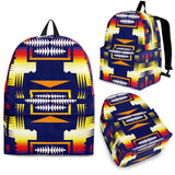 Southwest Rainbow Sage Backpack -Music Festival Essentials-1StopFestyShop.com