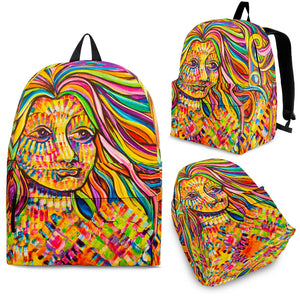 Mystic Locks Backpack -Music Festival Essentials-1StopFestyShop.com