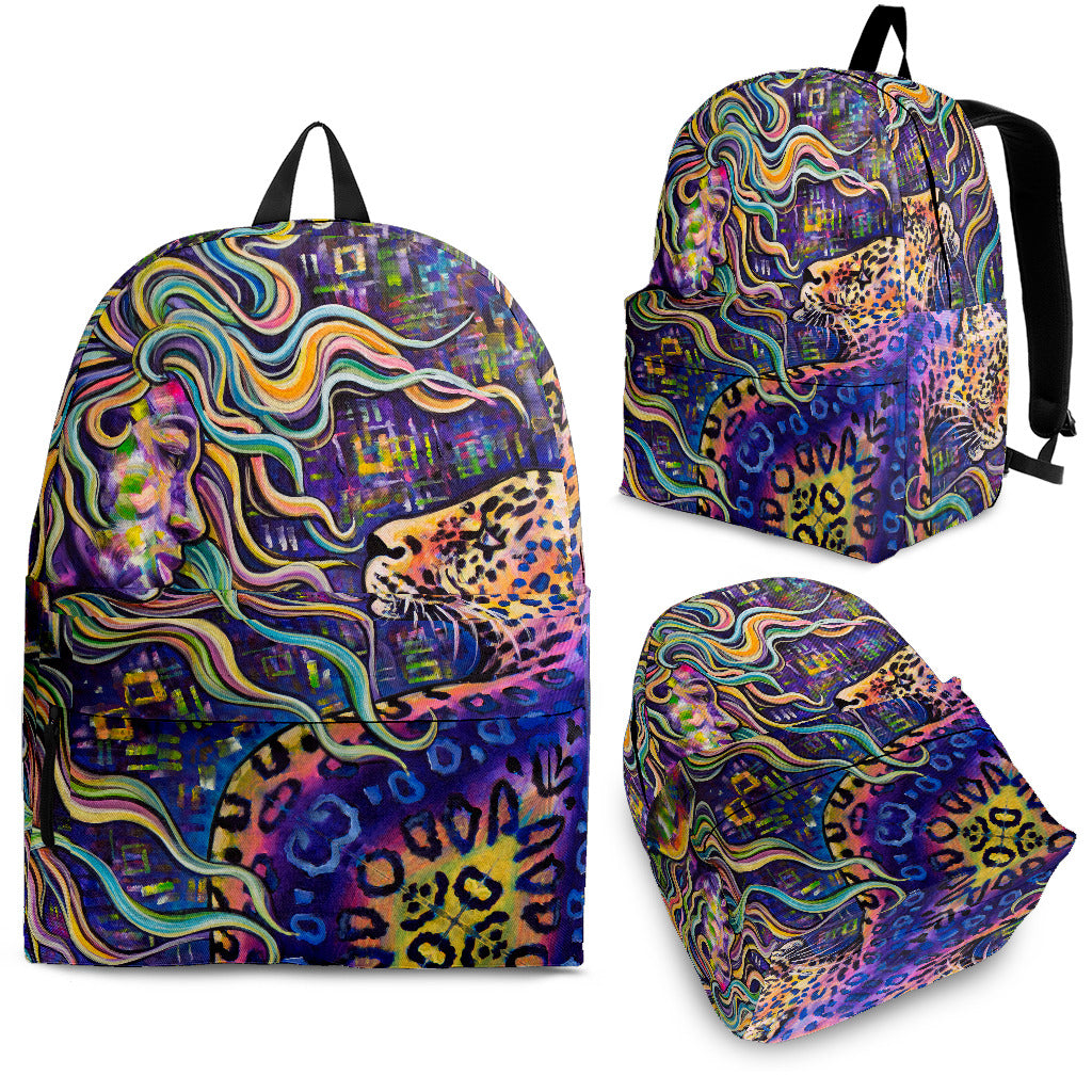 The Connection Backpack -Music Festival Essentials-1StopFestyShop.com