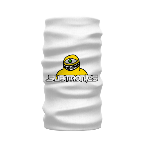Subtronics Cyclops Army Neck Warmer Scarf festival Mask