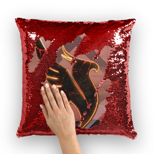 Illenium Sequin Pillow Cover -Music Festival Essentials-1StopFestyShop.com