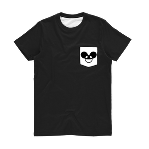 1Stop Festy Supply Shop  Deadmau5 Classic Sublimation Pocket T-Shirt