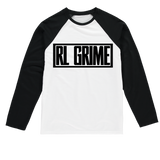 rl grime Sublimation Baseball Long Sleeve T-Shirt