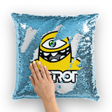 Subtronics Sequin Pillow Cover -Music Festival Essentials-1StopFestyShop.com