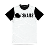 Snails Classic Sublimation Panel T-Shirt